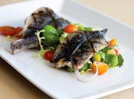 риба, сардина
